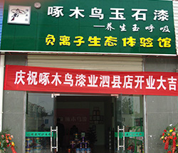 北京啄木鸟漆专卖店