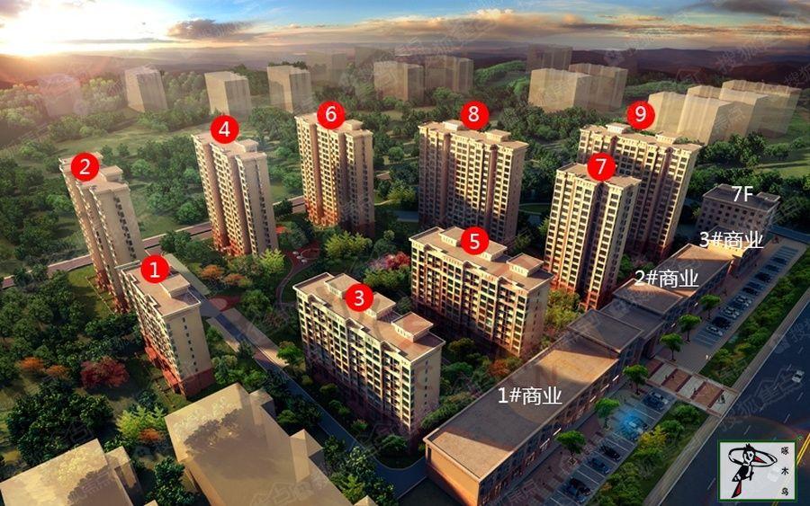 啄木鸟漆业集团成功签约昌黎·东山华府三期工程